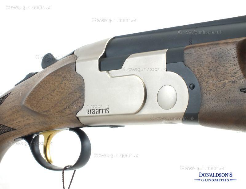 ATA SP Nickel Sporter Shotgun