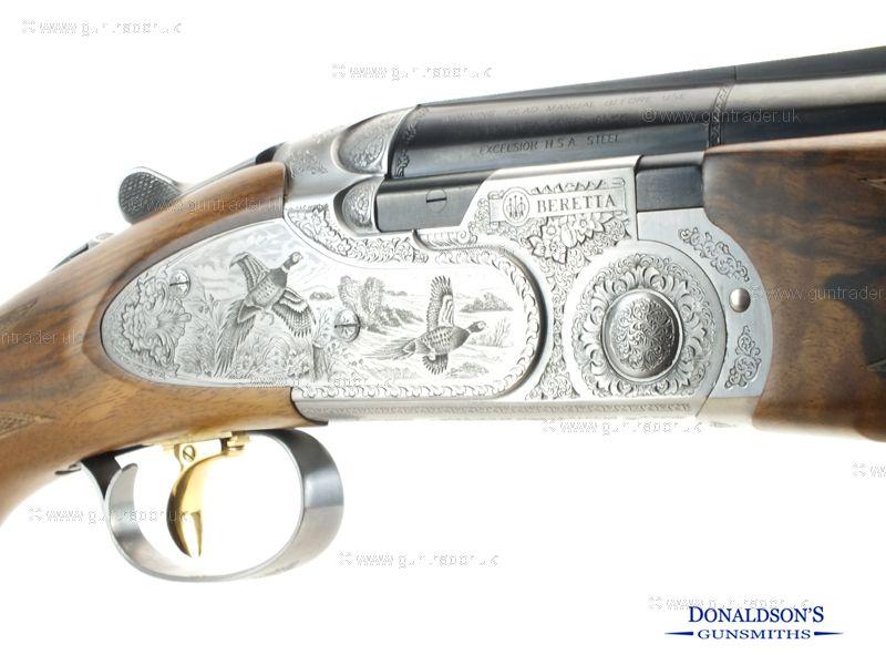 Beretta 687 EELL Sporter Shotgun