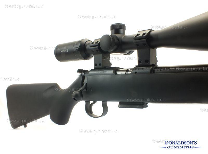 CZ 455 Varmint Synthetic Rifle