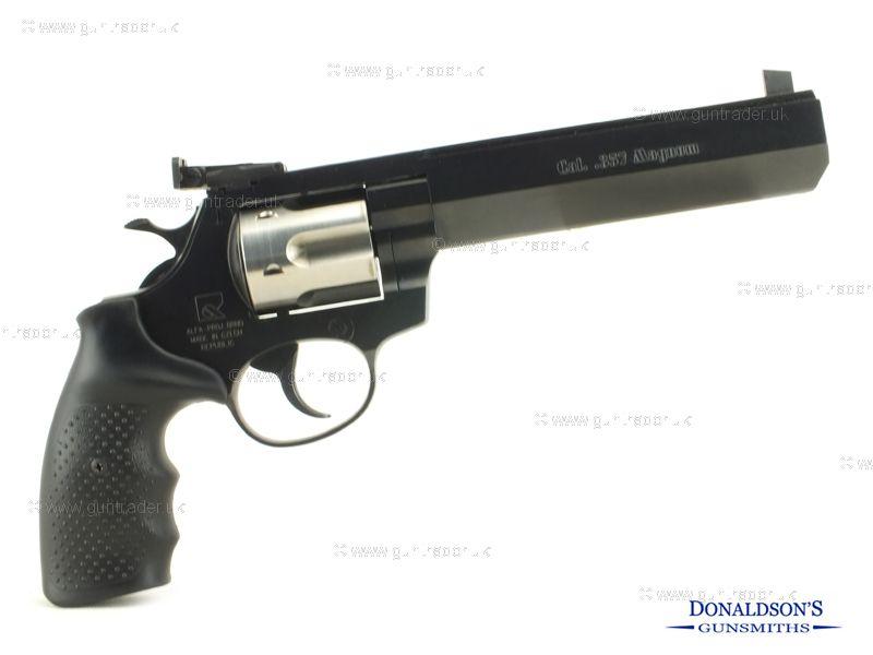 Alfa Westlake Sport Pistol (Black Powder)
