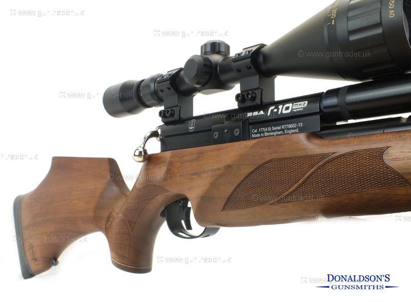 BSA R-10 Mk2 Walnut FSB Air Rifle