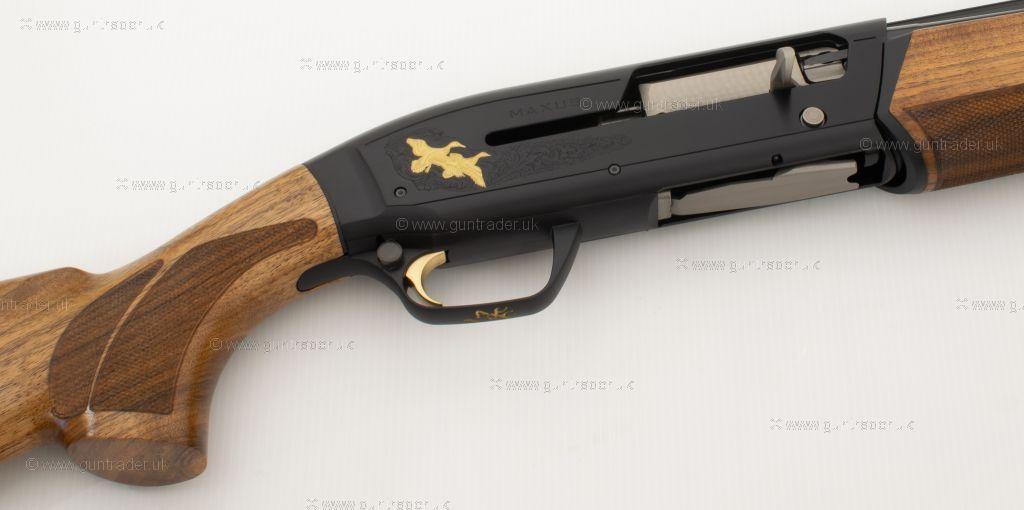 Browning Maxus Black Gold