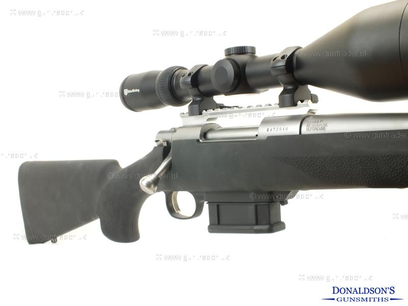 Howa 1500 Stainless Complete outfit. Rifle
