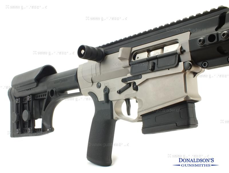 Patriot Ordnance Factory P-308 Rifle