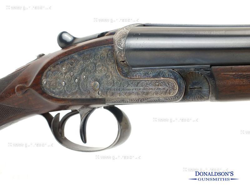 AYA #2 Sidelock Shotgun