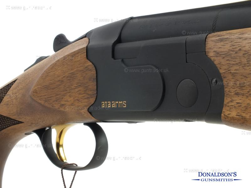 ATA SP Black Sporter Shotgun