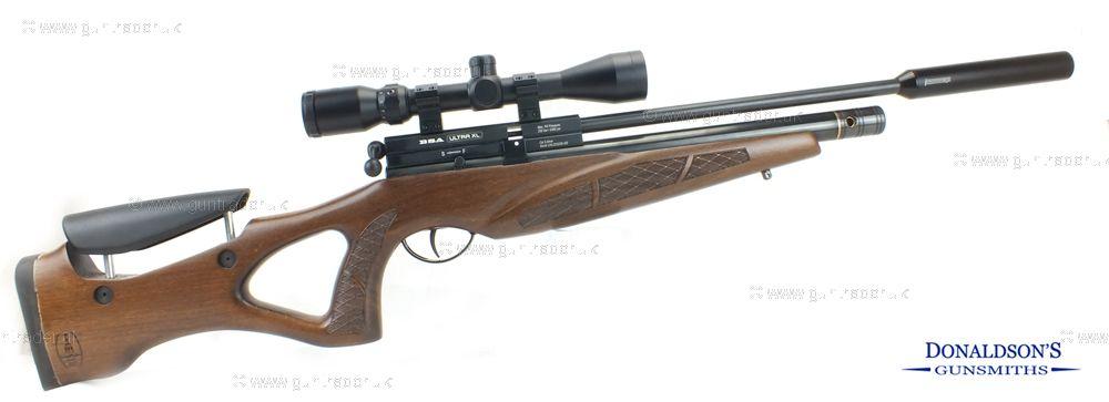BSA Ultra XL Thumb hole Air Rifle