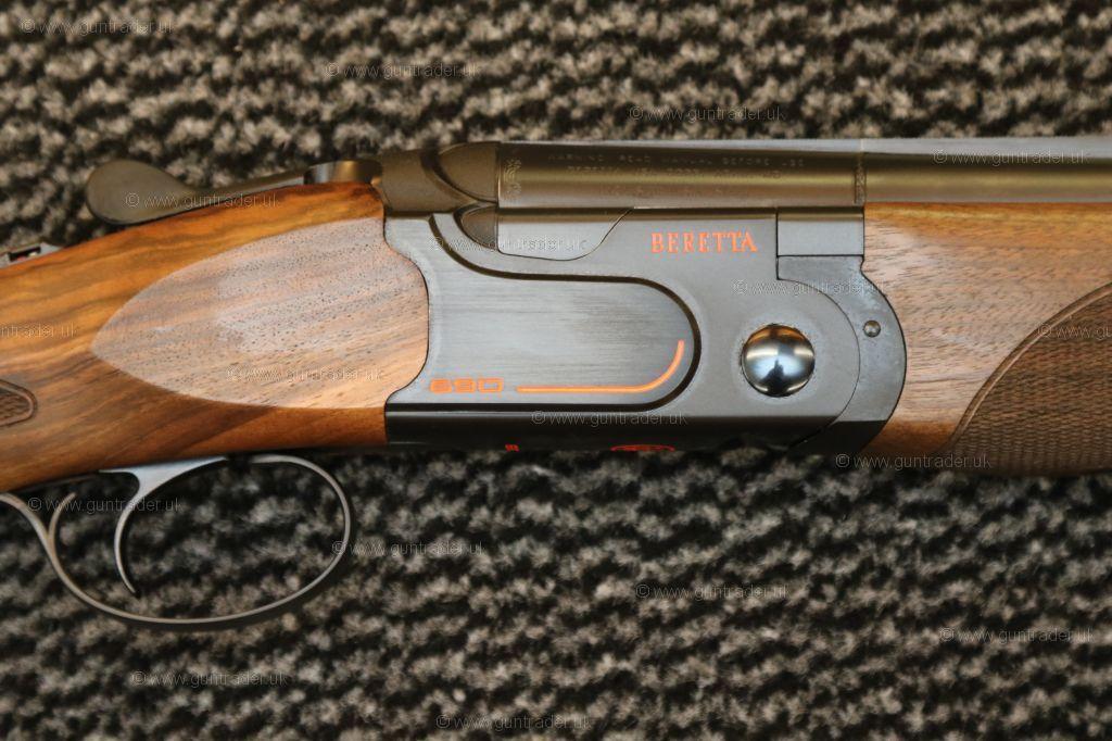 Beretta 12 gauge 690 1 Sport Black Adj comb