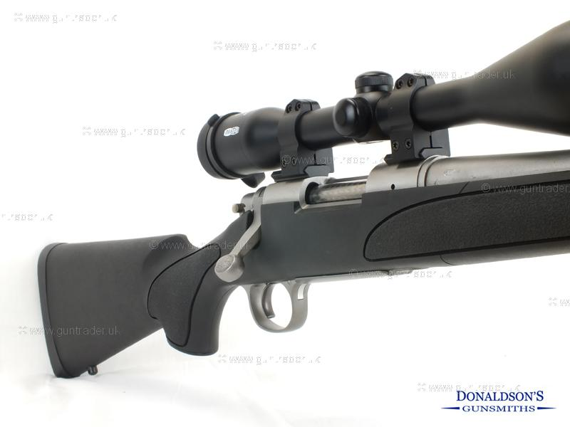 Remington 700 SPS Stainless Rifle