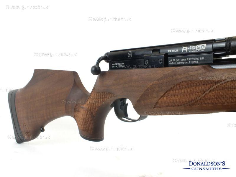 BSA R-10 SE Super Carbine Air Rifle