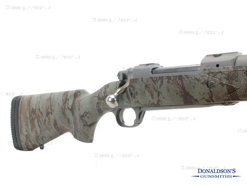 Ruger Hawkeye FTW Hunter Rifle