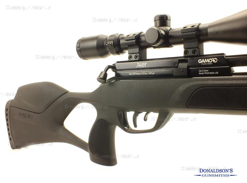 Gamo Phox-Complete outfit Air Rifle