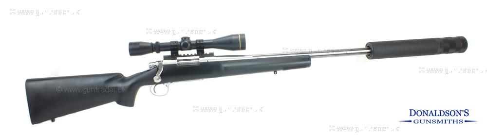 Remington 700 VSSF Outfit Rifle