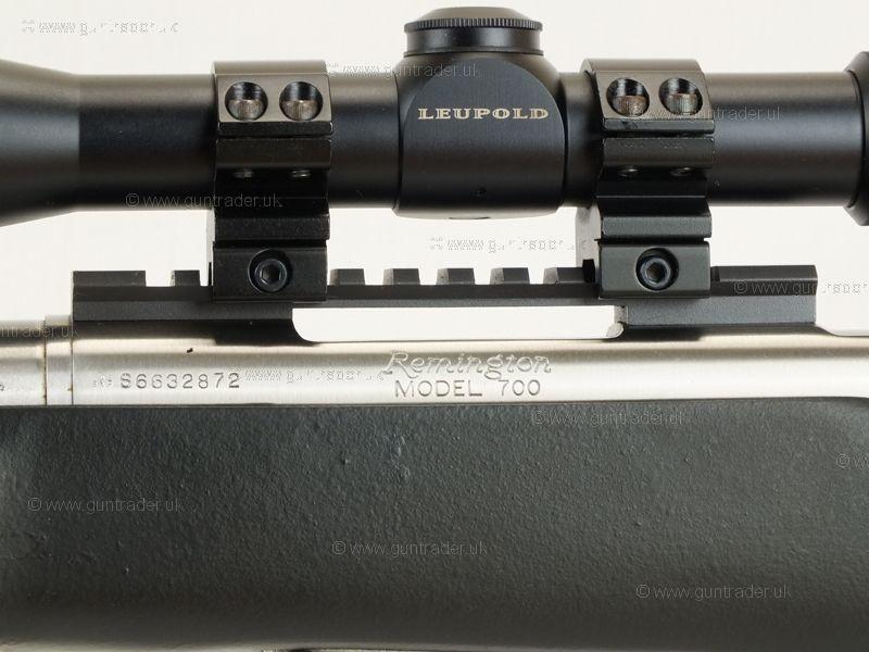 Remington 700 VSSF Outfit Rifle