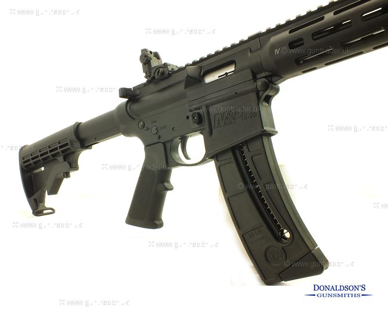Smith & Wesson M&P 15 Rifle