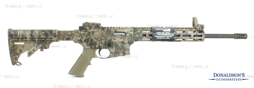 Smith & Wesson M&P 15-22 kryptex highlander Rifle