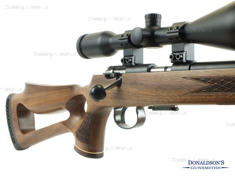 Anschutz 1517 Meopta Outfit. Rifle