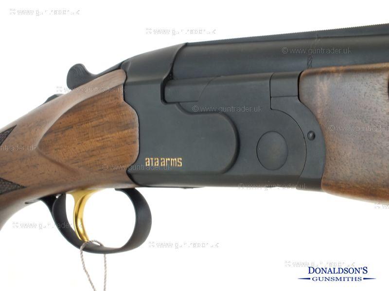 ATA BLACK SPORTER ADJ. M/C 12G Shotgun