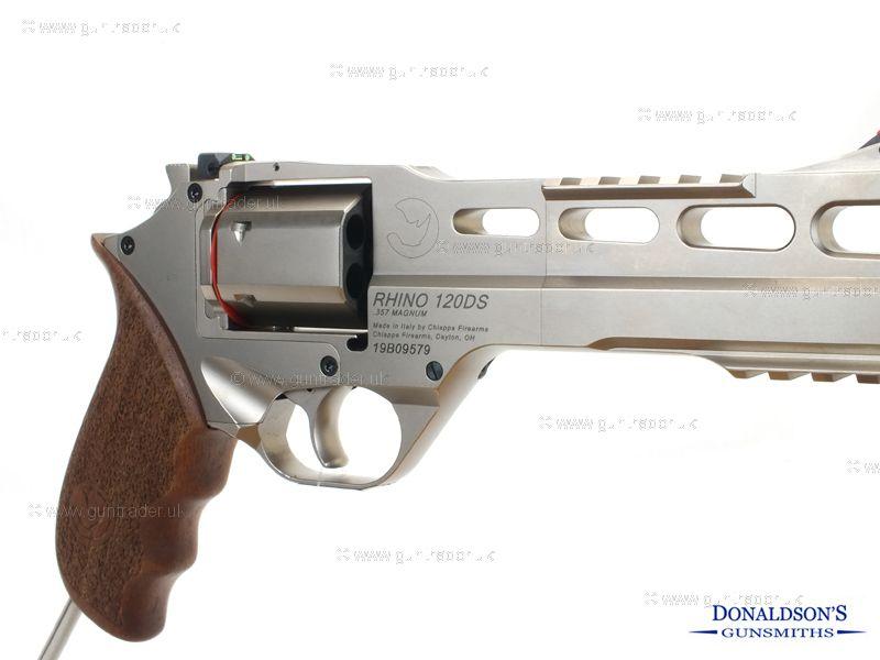 Chiappa Chrome Pistol (Long Barrel)