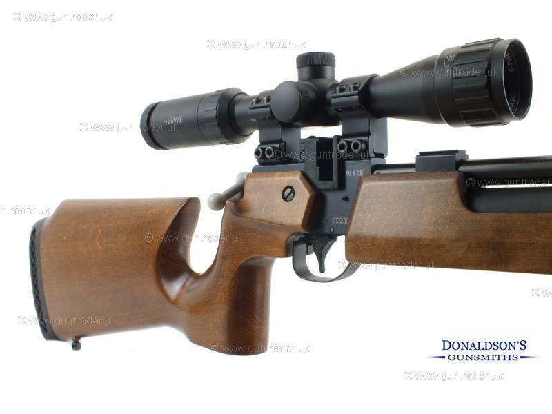 Air Arms S200 Huma Regulated Air Rifle