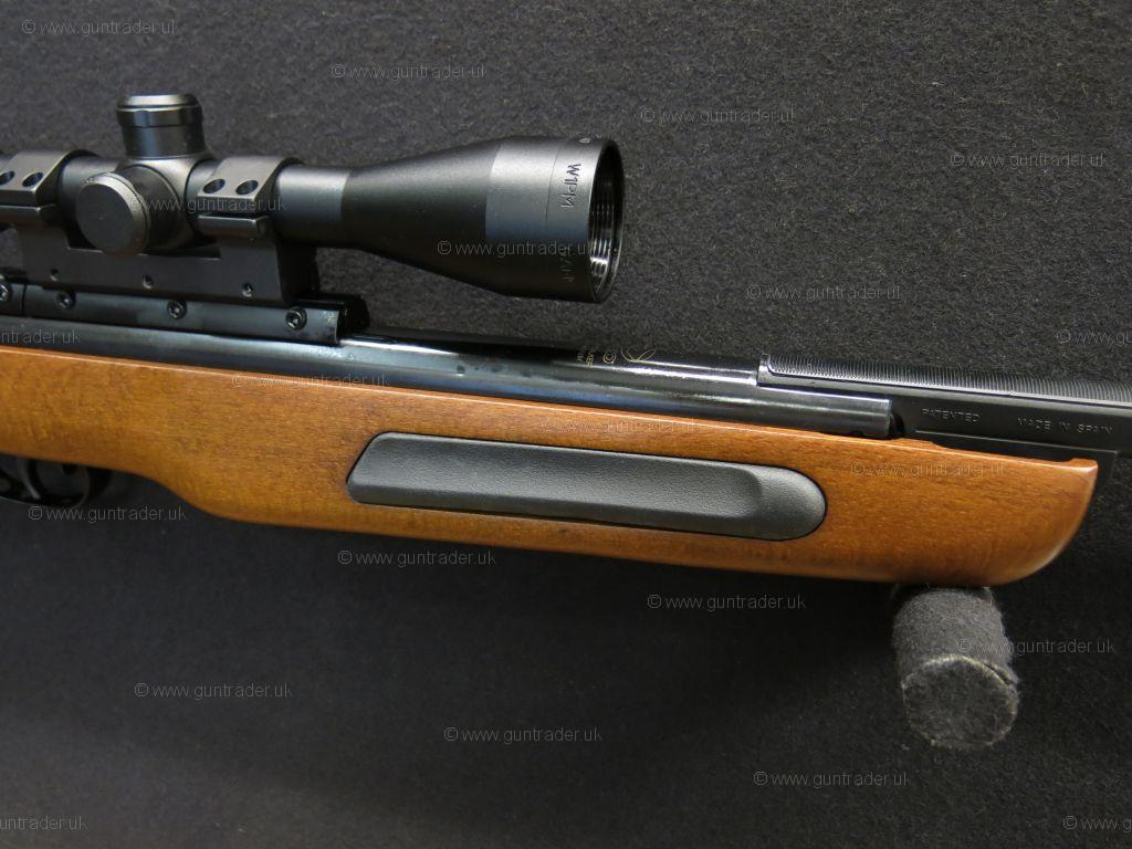 Gamo  22 Varmint Stalker Classic Maxxim IGT (Complete With Scope)
