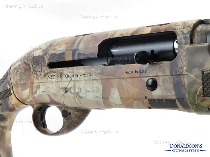 Beretta Xtrema 1 Shotgun