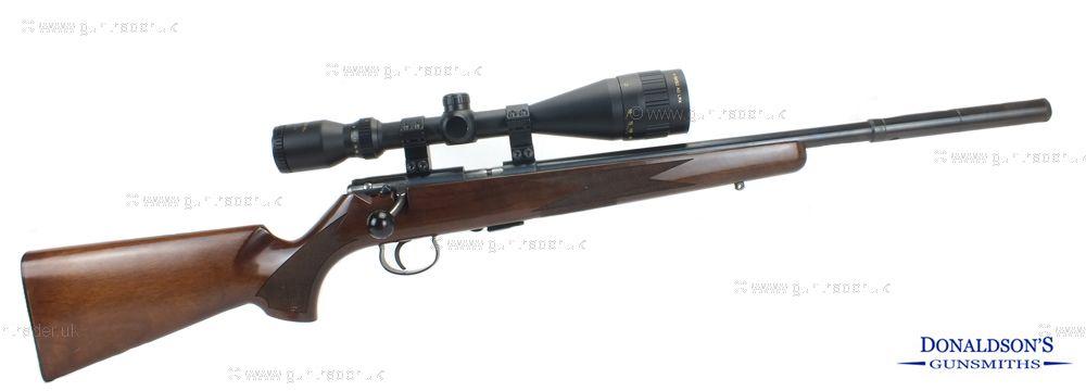 Anschutz 1517 Rifle