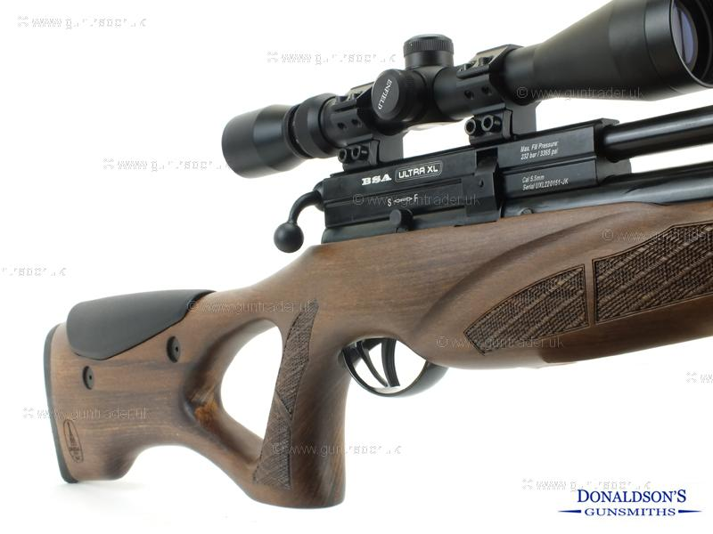 BSA ULTRA XL Package Deal Air Rifle