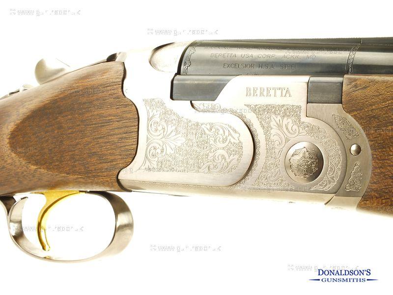 Beretta 686 Silver Pigeon 1 Field Shotgun
