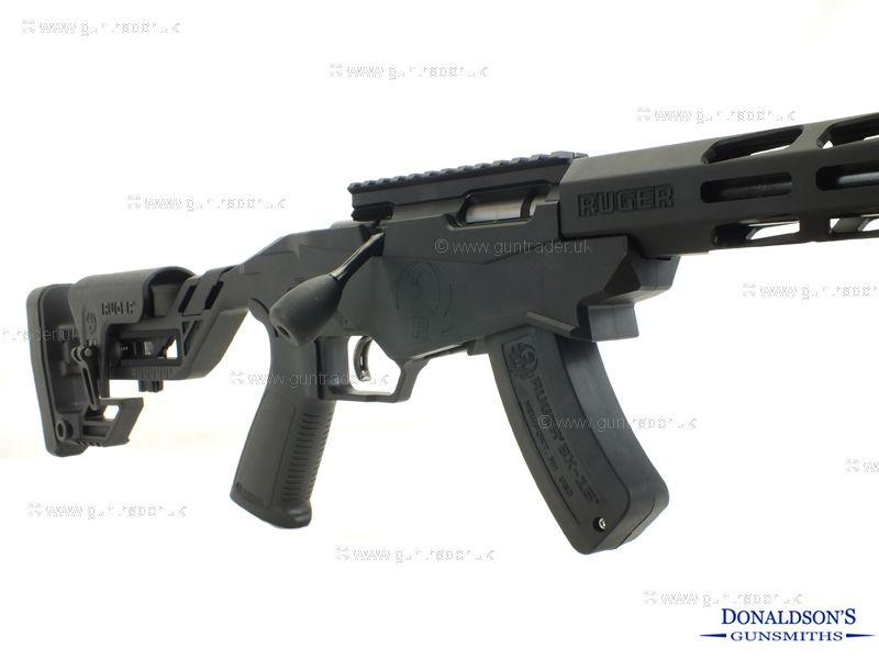 Ruger Precision Rimfire. Rifle