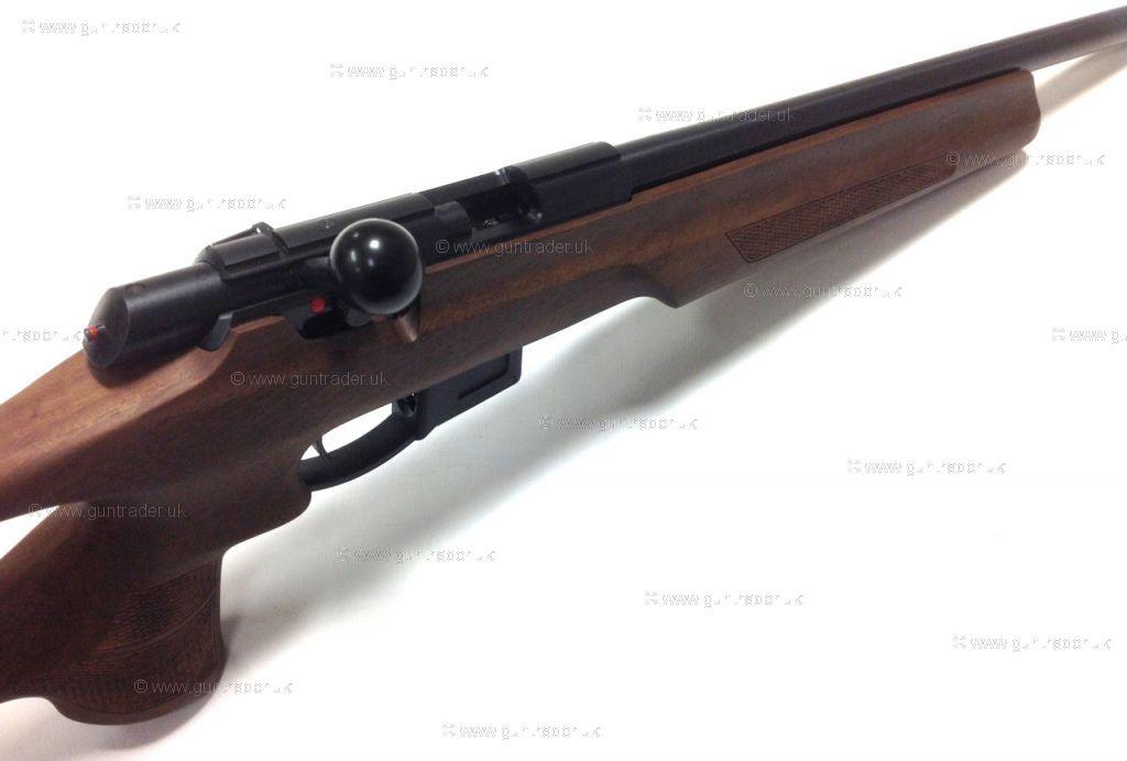 Anschutz  22 LR 1761 (Walnut Thumbhole)