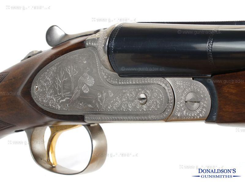Zabala Single selective trigger ejector. Shotgun