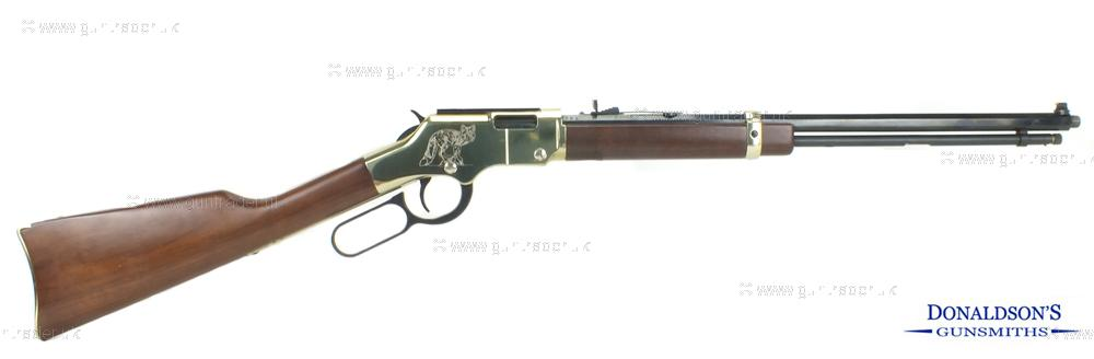 Henry Repeating Arms Golden Boy Rifle