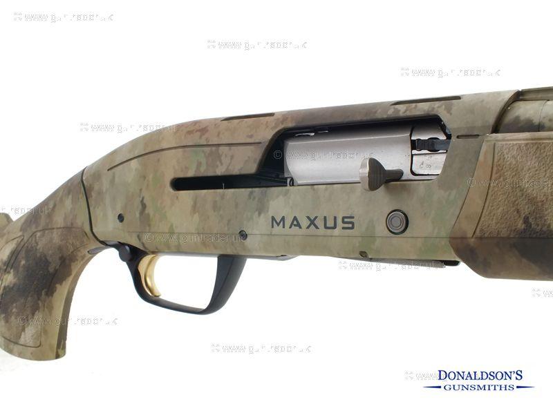 Browning Maxus Camo Atacs Shotgun