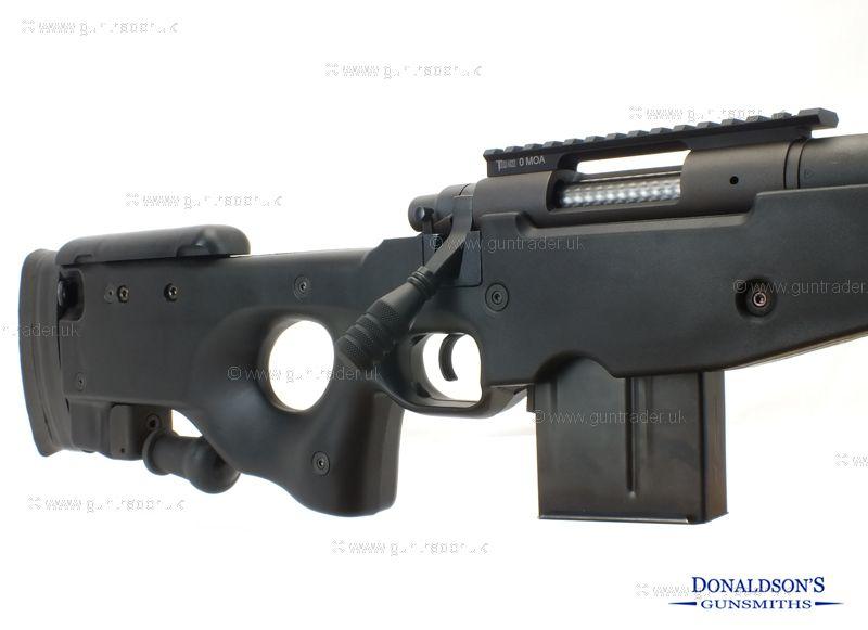 Remington 700 GRS Rifle