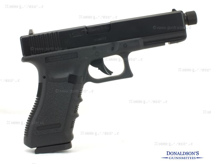 Glock Glock 17 Threaded Air Pistol