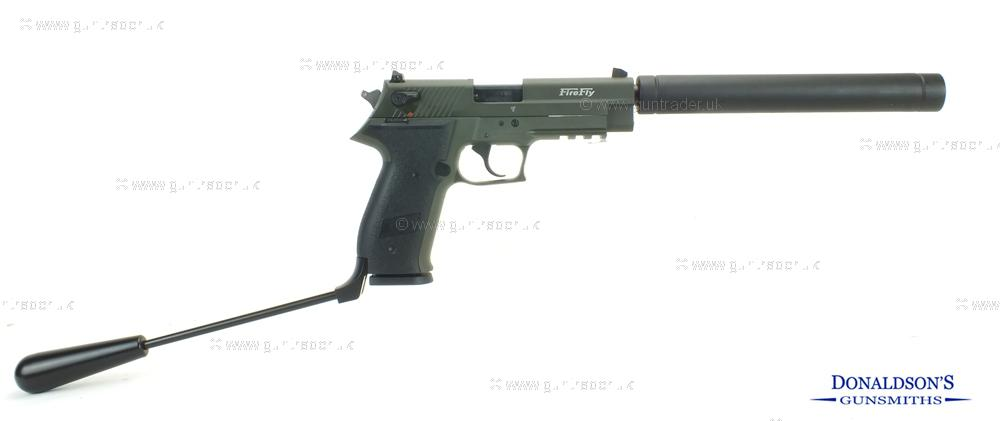 GSG Firefly Pistol (Long Barrel)