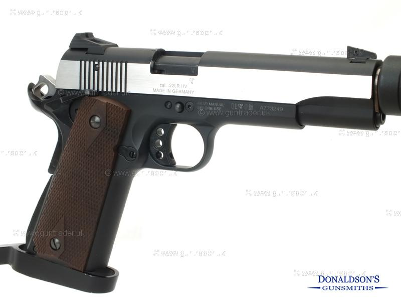 S/H  22 LR GSG 1911 Pistol (Long Barrel) - All Rifles For