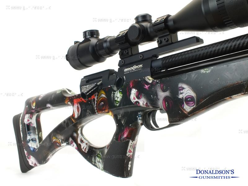 Brocock Compatto Sniper HR Air Rifle
