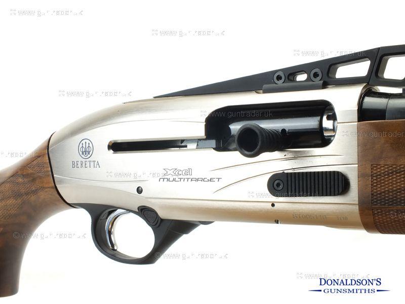 Beretta A400 Xcel MultiTarget Shotgun