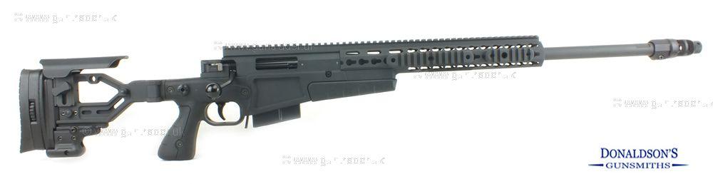 Accuracy International AX Black Rifle