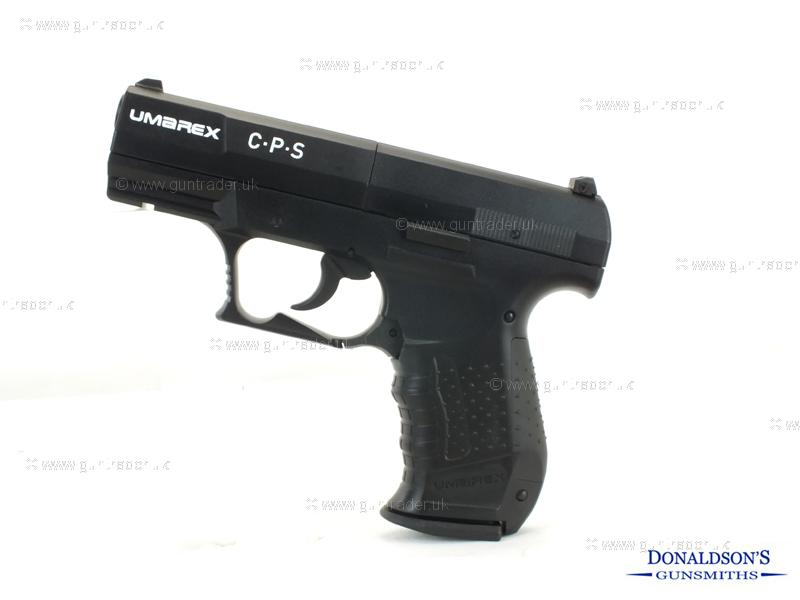 Walther C.P.S Air Pistol