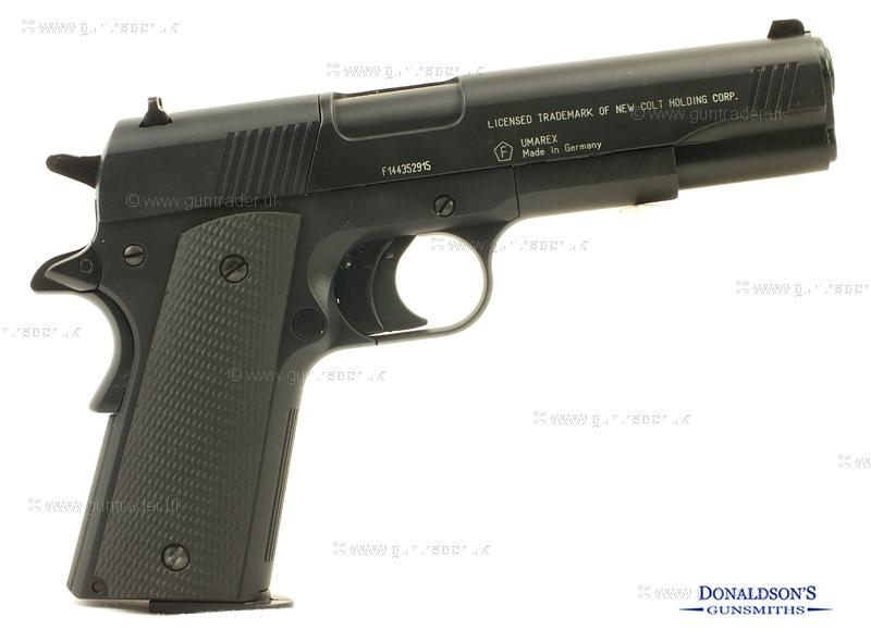 Colt 1911 Goverment A1 Air Pistol