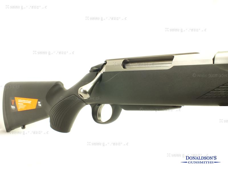 Tikka T3 X Lite Stainless Rifle