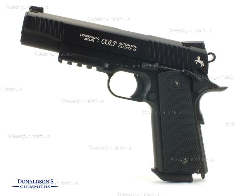 Colt 1911 M45 QCBP Air Pistol