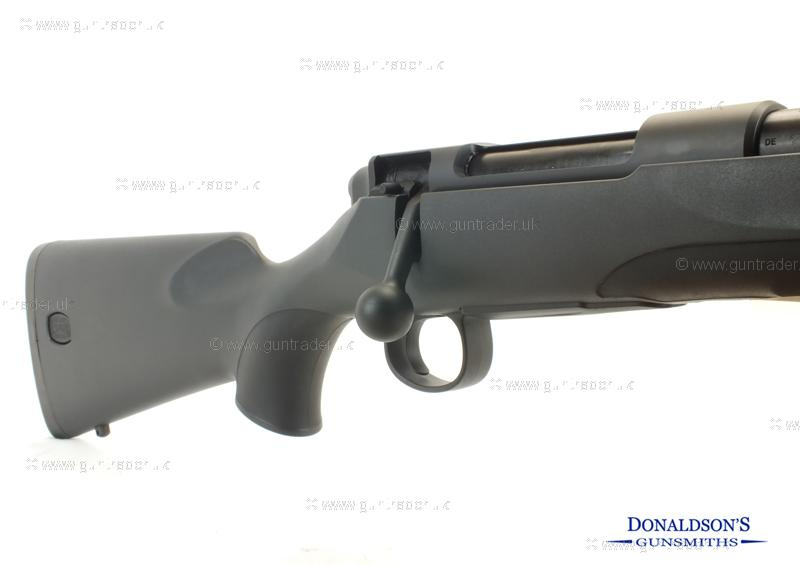 Mauser M18 Synthetic Blue Rifle