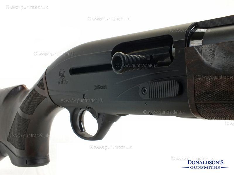 Beretta A400 Xcel Black Action Shotgun