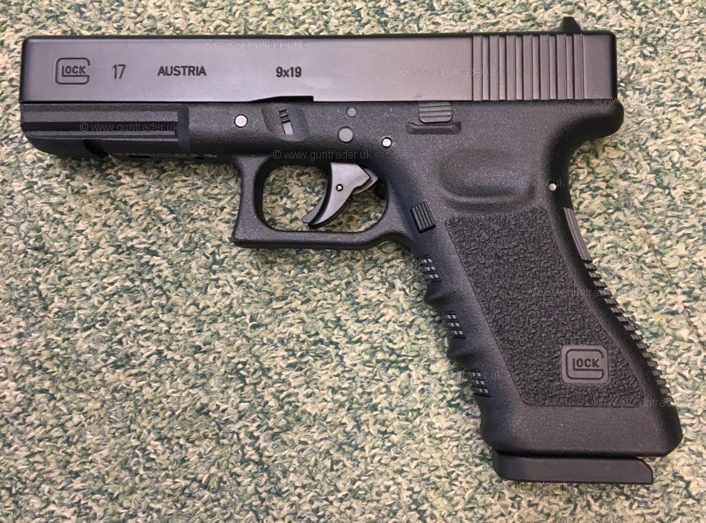 Umarex  177 Pellet & 4 5mm BB Glock 17 (Dual Ammo)