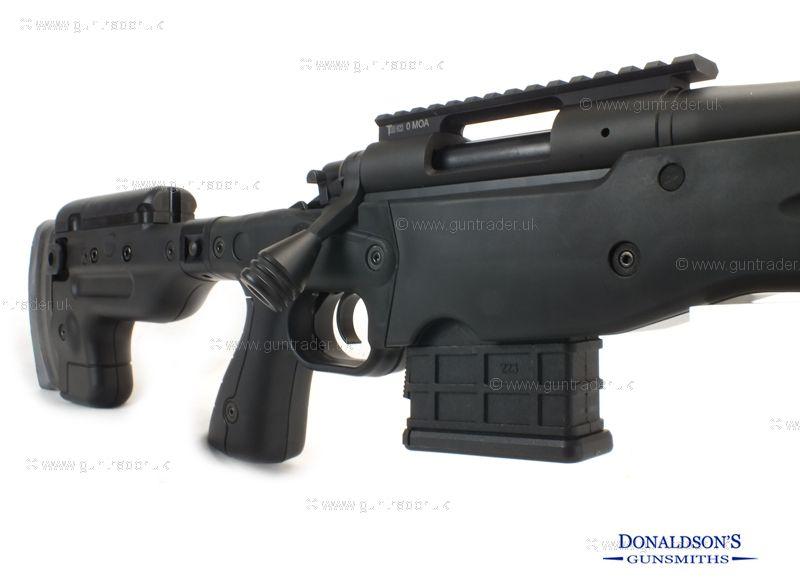 Remington 700 Twisted Custom Rifle