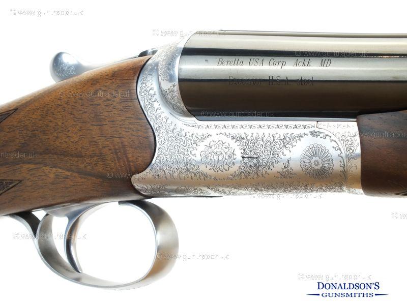 Beretta 486 Parallelo Shotgun